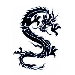 """стикер за кола """"Китайски Дракон Тадала"""""""