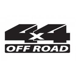 """стикер за кола """"off road 4x4"""""""