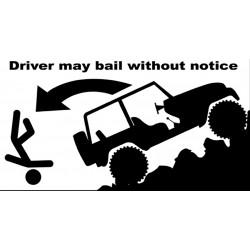 """стикер за кола """"Jeep"""""""